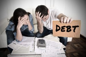 when an owner filing a bankruptcy